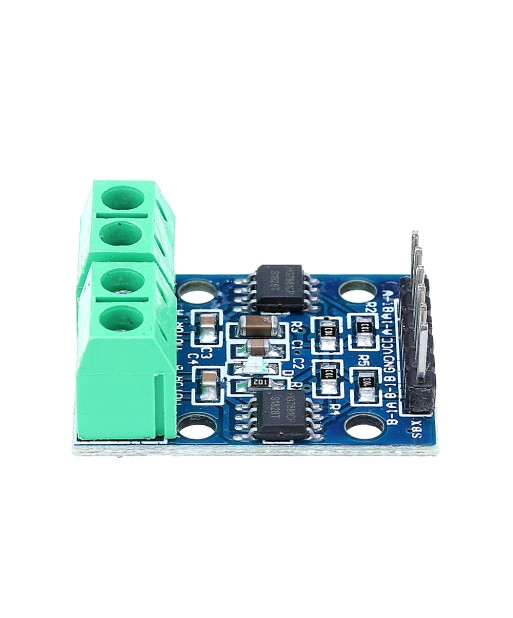 20pcs H  bridge Stepper Motor Dual DC Motor Driver Controller Board HG7881 2 5  12V For