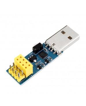 10pcs ESP8266 ESP  01 ESP  01S Firmware Burning WIFI Module Downloader ESP LINK v1 0