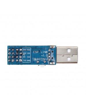5pcs ESP8266 ESP  01 ESP  01S Firmware Burning WIFI Module Downloader ESP LINK v1 0