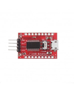 FT232RL FT232 RS232 FTDI Micro USB to TTL 3 3V 5 5V Serial Adapter Module Download Cable for Mini Port