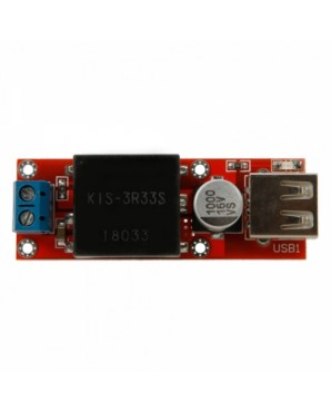 DC 7  24V to DC 5V Synchronous Rectification Reduction Voltage Power Module