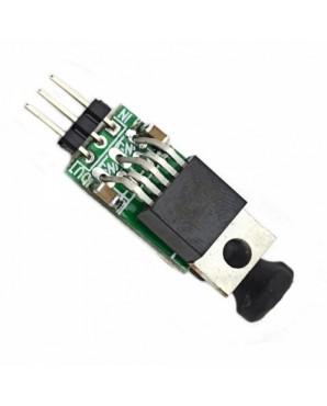 12V 1A Mini LM2596 Power Supply Module Green
