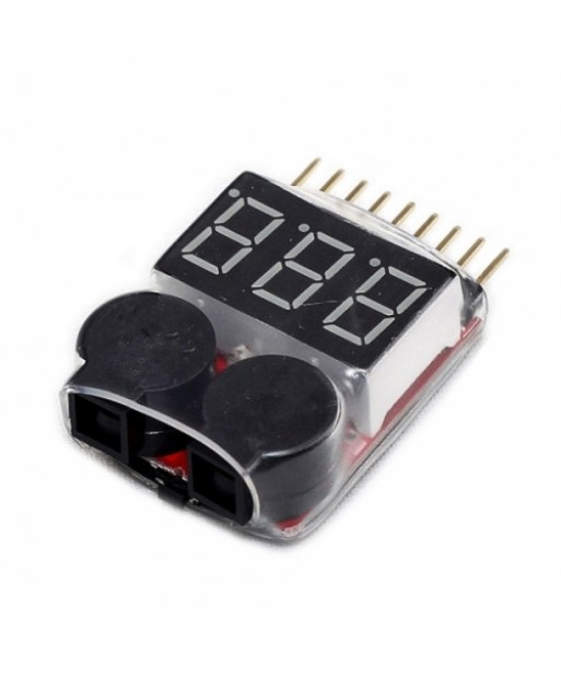 1  8S Tub Combinations Power Monitor Voltage Monitor Red 2pcs