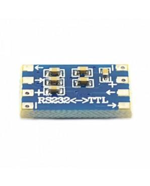 Mini RS232 MAX3232 Level Turn To TTL Level Converter Board   Serial Port Converter Board